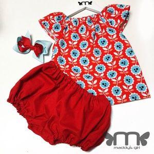 Sweet Summer Infant Short Set